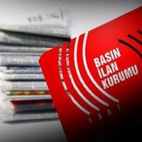 Basın İlan Kurumun'dan gazetelere ortak çağrı