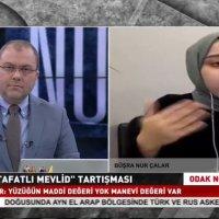 Bebeğe mevlid videosuyla olay yaratan Büşra Nur Çalar ilk kez konuştu