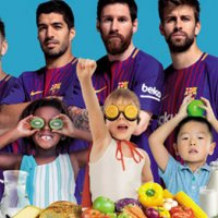 Beko ile şampiyonlar gibi beslen reklamı