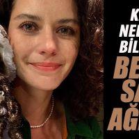 Beren Saat'in Instagram'da ağladığı fotoğrafı paylaşması
