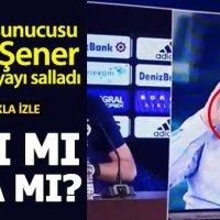 Beyaz TV sunucusu Ertem Şener'in canlı yayında rakı içmesi