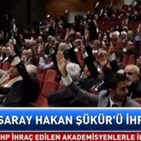 Beyaz TV'de 'FETÖSARAY' KJ'si