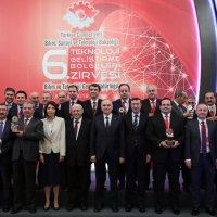 Bilim, Sanayi ve Teknoloji Bakanlığından Yıldız Teknopark'a birincilik ödülü