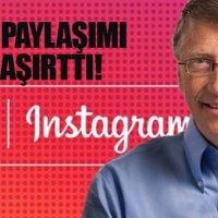 Bill Gates Instagram hesabı açtı! İlk paylaşımı herkesi şaşırttı!