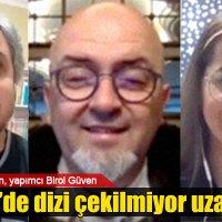 Birol Güven: Türkiye'de dizi çekilmiyor dizi uzatılıyor!