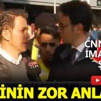 CNN Türk rejisini zora sokan Mazbata sloganı