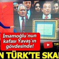 CNN Türk'te skandal! İmamoğlu'na Photoshop yaptılar