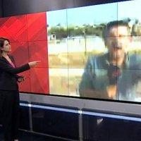 CNN Türk'ün canlı yayınında patlama!