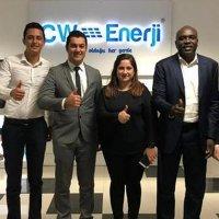 CW Enerji'ye ATSO'dan ödül