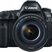 Canon'un yeni canavarı EOS 5D Mark IV tanıtıldı