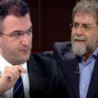 """Cem Küçük'ten Ahmet Hakan'a """"Sen kimsin"""" cevabı"""