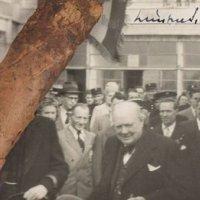 Churchill'in purosuna 43 bin TL ödedi