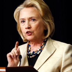 Clinton toplantısına TRT damgası!