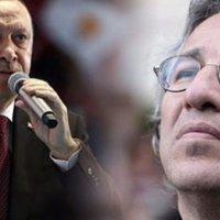 Cumhurbaşkanı Erdoğan ile Can Dündar ilk kez karşı karşıya