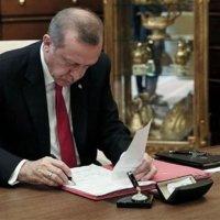 Cumhurbaşkanı Erdoğan'dan flaş atamalar!