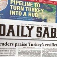 Daily Sabah açıklaması geldi