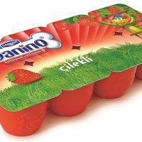 Danino küpler C vitamini çinko ile güçlendi