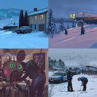 Dark'ı seven herkesin bayılacağı dizi: Tales from the Loop