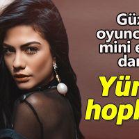 Demet Özdemir'in mini etekli dansının sosyal medyayı sallaması