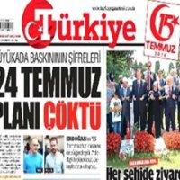Dışarıdaki Gazeteciler'den Türkiye Gazetesi'ne sert tepki