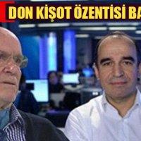 Hıncal Uluç, Kanal D Haber'in kaptanına patladı: Don Kişot özentisi bay müdür!