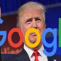 Donald Trump'ın Google isyanı!