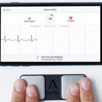 EKG kadar hassas ölçüm yapan mobil çözüm