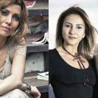Elif Şafak ve Hande Bermek'e 'one minute'