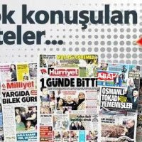En çok konuşulan gazete Hürriyet oldu!