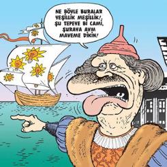 Erdoğan LeMan'ın kapağında