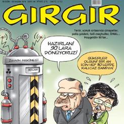Erdoğan ve Davutoğlu zaman makinesiyle 90'lara dönüyor