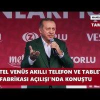 Erdoğan'ın konuşmasından sonra Vestel'in değeri yüzde 7 arttı