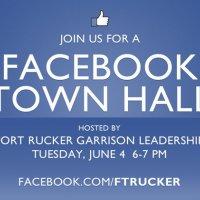 Facebook Town Hall özelliğini açtı