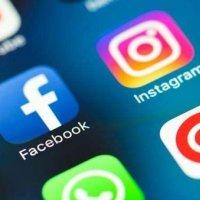 Facebook ve Instagram bizde ayakta!
