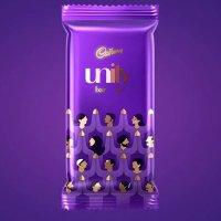 Farklılıkları kucaklayan bir çikolata