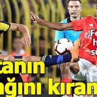 Fenerbahçe şeytanın bacağını kıramadı