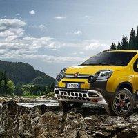 Fiat Panda Cross, En İyi Crossover seçildi