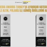 Flo'ya Social Media Awards'tan 2 ödül