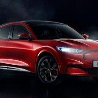 Ford elektrikli Mustang tanıttı