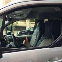 Ford sürücüsüz araçla sosyal deney yaptı