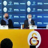 Galatasaray ile Socios.com ile işbirliği yaptı!