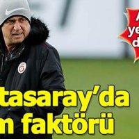 Galatasaray'da Terim faktörü etkisini gösterdi