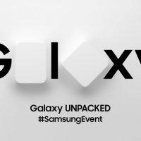 Galaxy Unpacked etkinliğine geri sayım başladı!