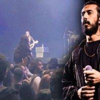 Gazapizm'den konserde skandal hareket!