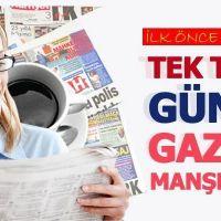 1 Mayıs 2020 Gazete Manşetleri