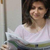 Gazeteci Tuğba Tekerek gözaltında