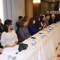 Gazetecilere destek programı başladı...
