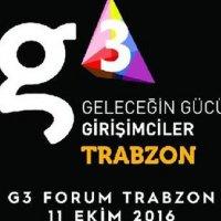 """""""Geleceğin Gücü Girişimciler G3 Forumu"""""""