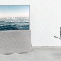 Geleceğin televizyonlarını gözler önüne seren konsept tasarım