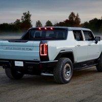 General Motors, elektrikli ilk Hummer modelini tanıttı